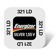 321 Energizer Watch Battery SR65 SR616 SW