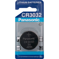 CR 3032 Panasonic Button Battery Lithium