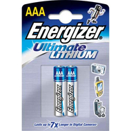 Energizer L92 LR03 AAA Micro Lithiumbatterie