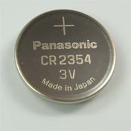 CR 2354 Panasonic Button Battery Lithium