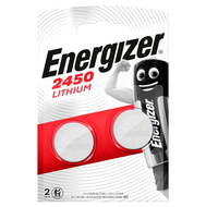 CR 2450 Energizer Lithiumbatterie