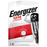 CR 1216 Energizer Button Battery Lithium
