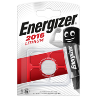 CR 2016 Energizer Button Battery Lithium
