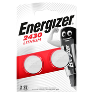 CR 2430 Energizer Button Battery Lithium